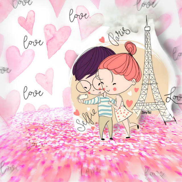 It's all about #love 💟🌿 #cartoon #lovebackgrounds #picsarttemplate When in #paris #takeaselfie #february #valentine #valentinesday #valentines #hearts #mood #festivev#stickers #create #heypicsart #iloveu #freetoedit 💟💕💕