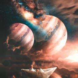 freetoedit unsplash lake galaxy reflectionsofwater