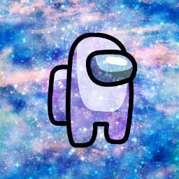 amongus galaxy freetoedit