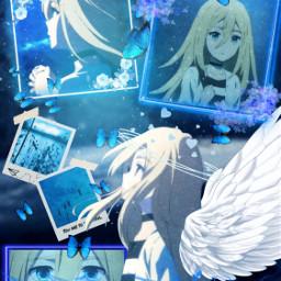 angelofdeath rachel gardner rachelgardner angelofdeathrachel rachelangelofdeath anime manga japan otaku animearmylife chimmyotaku freetoedit