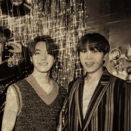 seventeen saythename_17 dino seungkwan seungchan filter oldvibes freetoedit