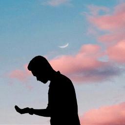 unsplash silhouette freetoedit