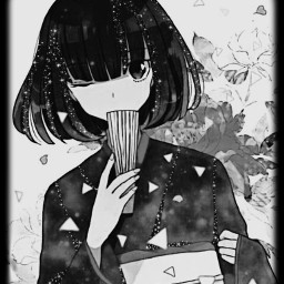 aesthetic icon blackandwhite sparkle anime animeboy hunterxhunter kallutozoldyck kalluto phantomtroupe freetoedit