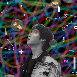 yoons_contest   esp freetoedit dongmyeong sondongmyeong onewe kpopedit kpop edit aesthetic rainbow colors weve onewedongmyeong dongmyeongonewe dongmyeongedit oneweedit sondongmyeongedit band yoons_contest