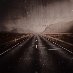 unsplash road