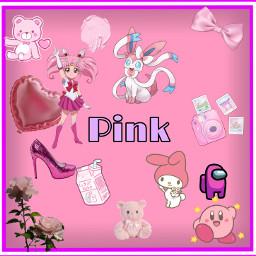 pink color pinkaesthetic freetoedit