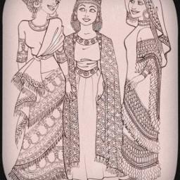assyrian middleeastern middleeasternwomen traditional assyrianclothes garb princess freetoedit
