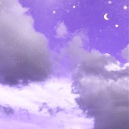 moon cutewallpaper cute uwu clouds cloud moons notmine freetoedit