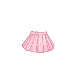 gacha pink skirt pinkskirt glitter gachalife gachaclub clothes gachaclothes gachaskirt freetoedit