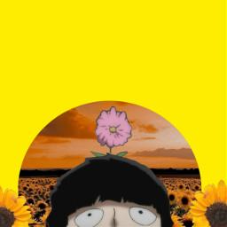 mobpsycho100 mob kageyamashigeo shigeokageyama shige confortcharacter freetoedit