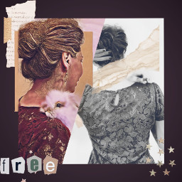 freetoedit coniglietta woman rccollageframeaesthetic collageframeaesthetic