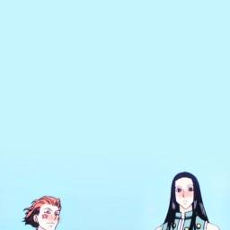 hxh wallpaper anime animewallpaper hxhwallpaper hisoka illumi freetoedit