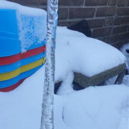 stalactites reversed winter ice outside freetoedit
