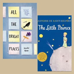 allthebrightplaces thelittleprince