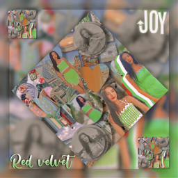 joy joyredvelvet redvelvet redvelvetkpop redvelvetjoy green justtwoclownsthatarebesties prettygirl