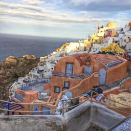 santorini travel love greece pcdreamdestination dreamdestination