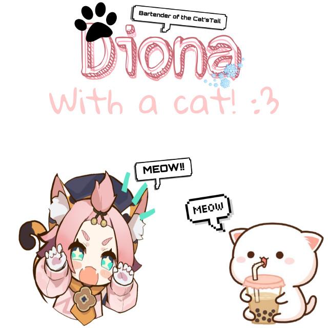 #dionathecat