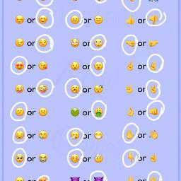 thisorthat remix emoji freetoedit
