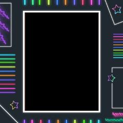 freetoedit frame aesthetic