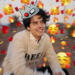 colesprouse riverdale freetoedit