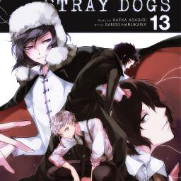 bungoustraydogs fyodordostoyevsky dazaiosamu akutagawa atsushi manga