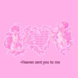 pink pinkaesthetic aesthetic valentinesday valentine love lovecore crush angel cherub angelcore pinkangel pinkangelcore iloveyou ily text quote quoteaesthetic heart hearts pinkheart monotone barbie cupid barbieaesthetic freetoedit