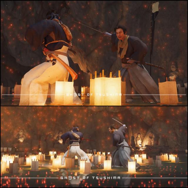Ghost of Tushima - 六本刀編 - で映画化してほしい・・・ 五回は確実に観る。  #Ghostoftsushima #ps4share #kaisei_gyosui
