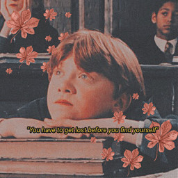 peachleafs harrypotter edit aesthetic ronweasly freetoedit srcpeachyleaves peachyleaves