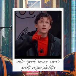spiderman tomholland newyork mottos marvel mcu spider web