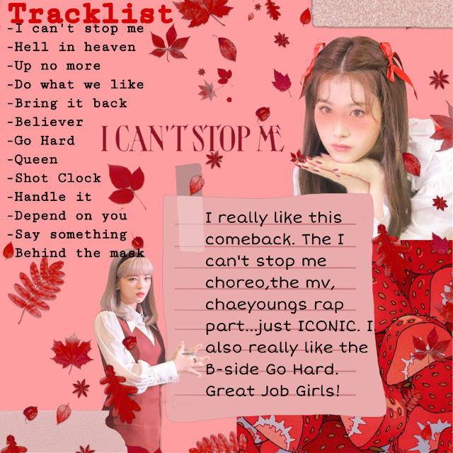 Hope you guys like my I can't stop me edit!🍓 -mika  #red #redaesthetic #aesthetic #cherry #cherries #strawberry #cute #twice #twiceicantstopme #icantstopme #comeback #kpop #sana #twicesana #jeongyeon #twicejeongyeon #tw #edit    If you are reading this-> Have a great day❤   🍒