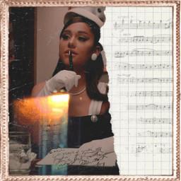 arianagrande ariana grande ari arianator love president election america heypicsart picsart old frame vintage aesthetic aestheticedit colours rainbow music song lyrics signature ily babe     _________________________ sources freetoedit