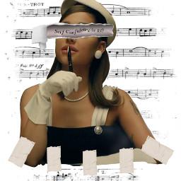 tape aesthetic vintage vintageaesthetic love arianagrande ariana grande ari heypicsart picsart musicnote nusic lyric song positions album badbleep america baret france paper rip mood ily freetoedit
