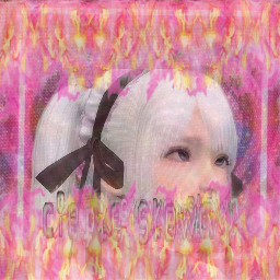 pink fire pinkfire boarder animegirl bow headband bows pinksquare pinkandblackaesthetic pinkaesthetic neonpink hearts heart heartbackground freetoedit