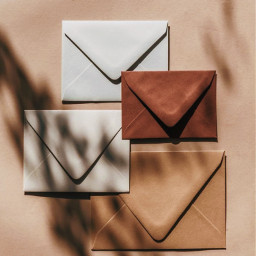 browntumblr brown brownaesthetic envelope aesthetic