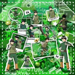 rocklee cute guy green rockleenaruto rocklee_ninja ninja anbu freetoedit