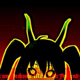 hatsunemiku hdr tda append text vocaloid mmd gradient