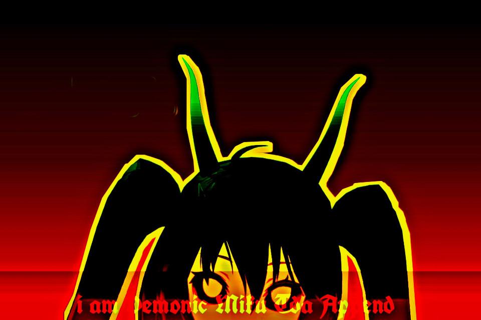 #hatsunemiku #hdr #tda #append #text #vocaloid #mmd #gradient