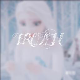 edit frozen treasuremaker teumeforever treasure1278 remixit freetoedit animeaesthetic animeedits animeart spacer frozen❄