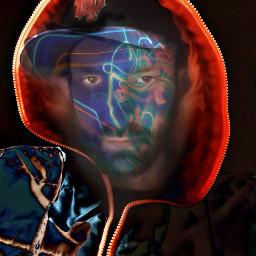 facetattoo artisticselfie artistic emotions creative cool awesome gangster freetoedit