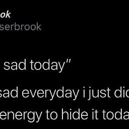 sadquotes sad depression