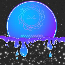 blue mamamoo freetoedit