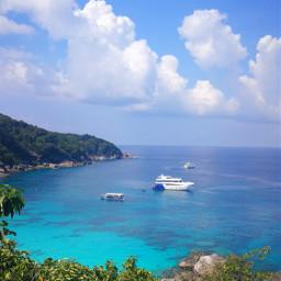 nofilter vibes view nature island thailand beautiful phuket similan freetoedit