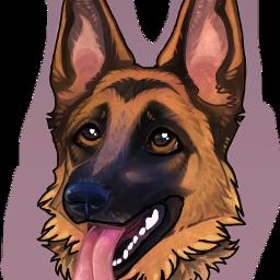 gsd dog alsatian germanshepherd shepherd
