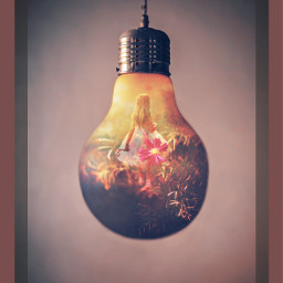 remixitchallenge lightbulb freetoedit picsart