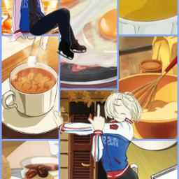 yuriplisetsky yurionice anime animeedit animewallpaper animeboy blondeboy animeblondeboy animefigureskating yurioniceedit freetoedit