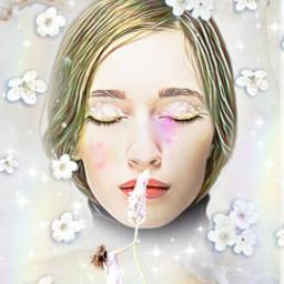 picsart fantasy love girl woman beautifuledit creative inspiration white myedit remixit remixed freetoedit
