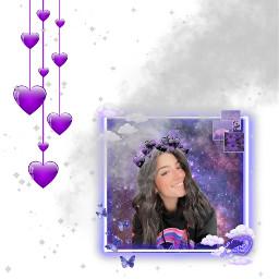 charlidamelio charlidamelioedit hypehouse dixiedamelio damelio purple purpleheart aesthetic purpleaesthetic art edit tiktok tiktokedit dance tiktokdance renegade galaxy freetoedit