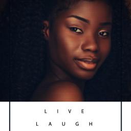 blackgirlmagic blm remixed remixme freetoedit livelaughlove art glow