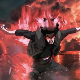 freetoedit mightguy mightgai gai gaisensei sensei naruto narutoshippuden anime otaku japan tengate konoha shinobi ninja taijutsu
