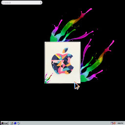 computerscreen apple freetoedit